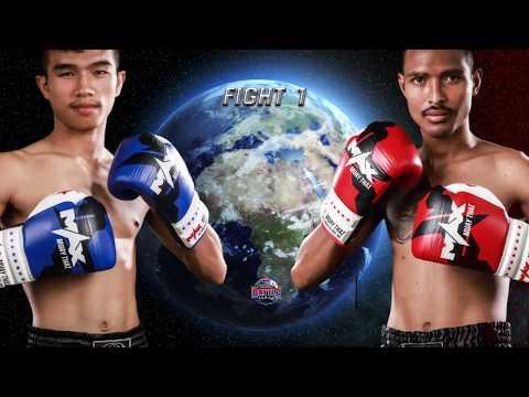 The Battle Muay Thai - วันที่ 12 Apr 2019