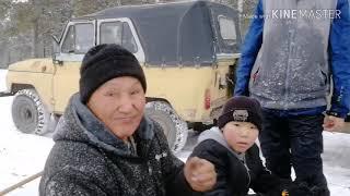 Заготовка льда 2019 (Муус ылыыта)