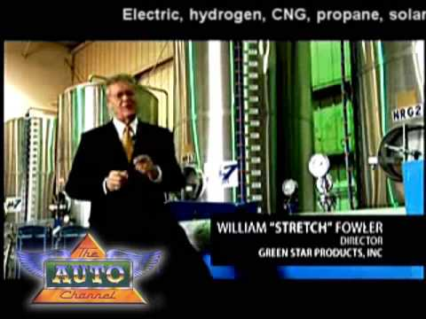 Algae Bio-diesel from Green Star Products