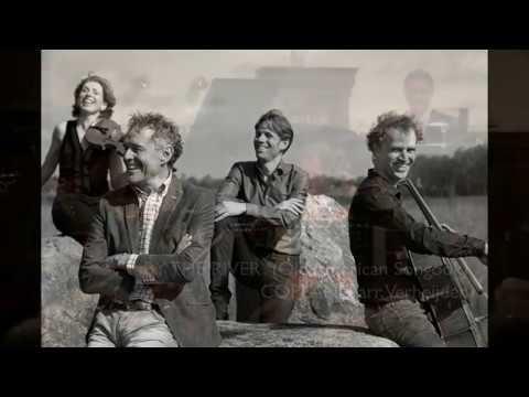 Copland - By the river   baritone and piano trio (arr. Verheijden)