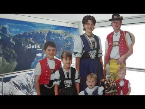 Säntis der Berg Switzerland