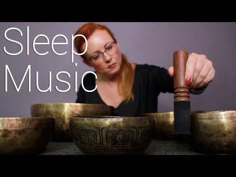 Qi Music Meditation for Balance | Himalayan Singing Bowls [ASMR]