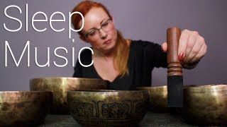 Qi Music Meditation for Balance | Himalayan Singing Bowls [ASMR]
