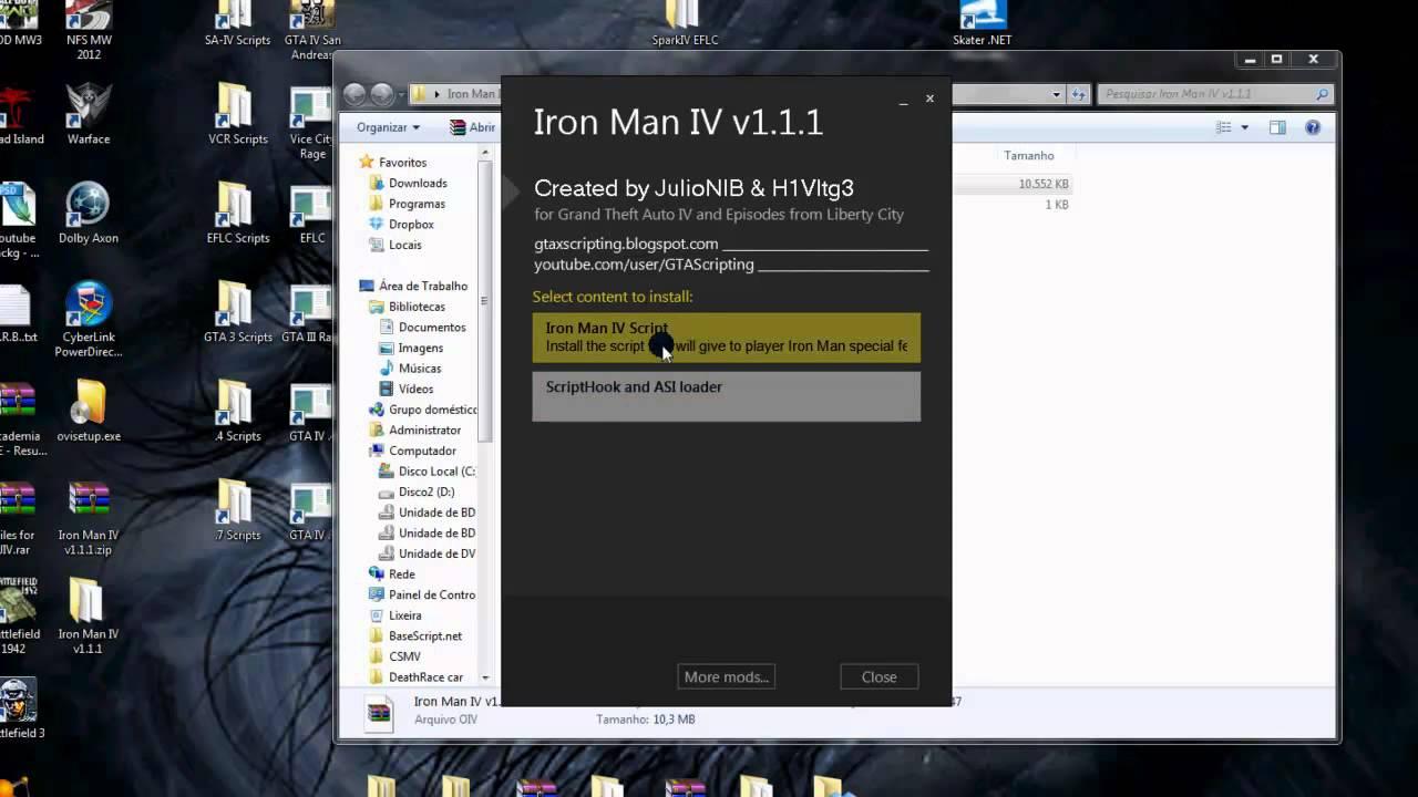 [Outdated] OpenIV Package Installer guide - User side [Basic] - GTA iV