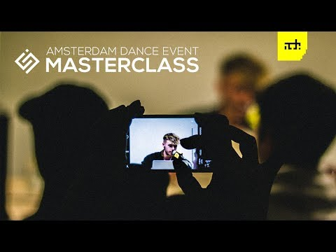Ellis - Masterclass at ADE 2018