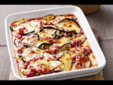 aubergines-parmesan-au-four