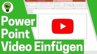 Powerpoint Video Einfügen Youtube ✅ ULTIMATIVE ANLEITUNG: Wie Video & Link in Powerpoint Einbetten?