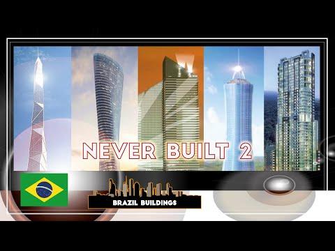 Brazil Tallest Buildings | Never Built 2 | Complexo Andradas | Complexo Radial 03