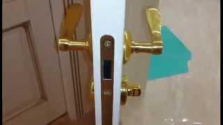 Межкомнатная белорусская дверь Катрин(Белорусские межкомнатные двери Катрин глухие эмаль слоновая кость с золотой патиной, краткий обзор Двери..., 2015-10-25T19:11:25.000Z)