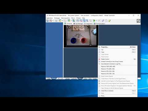 PROVEtechTA V2021 - What's New - Graphical User Interface