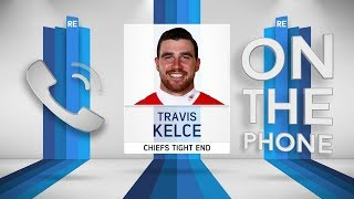 Chiefs QB Travis Kelce Talks Mahomes, Roughing Penalties & More w/Rich Eisen | Full Interview