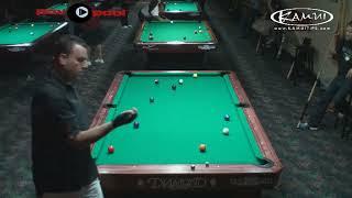 5th Annual HT 10- Ball / Efren Reyes vs Dennis Hatch / July / 2014