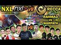 NXL VS RECCA! PATRICK PAKAI JOHNSON! RAHMAD VS WARPATH! WHO'S STRONGER?!