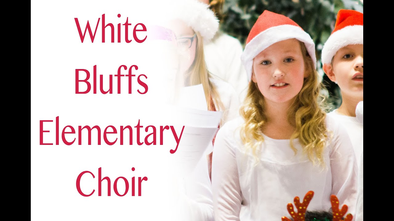 White Bluffs Elementary Choir - I\'m getting nothing for Christmas ...