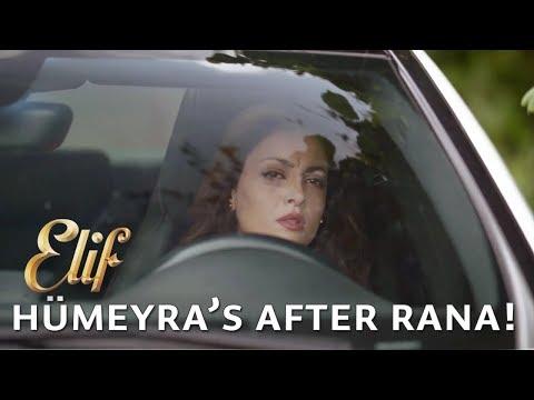 Hümeyra, Rana'nın peşinden gidiyor! | Elif 747. Bölüm - Son Sahne