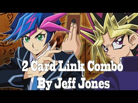 Jeff Jones Teaches You 2 Card Link Combo - Voltages Games