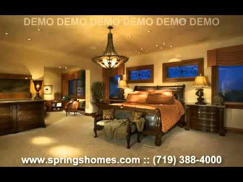 Colorado Springs Luxury Home for Sale - UK Female Voice