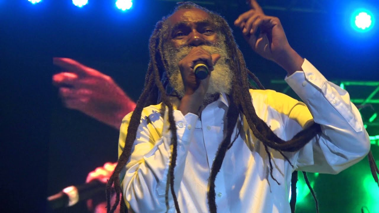 Don Carlos and Dub Vision 'Just A Passing Glance' Reggae on the River Jul  31 2015 - YouTube