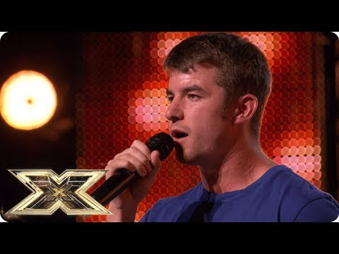 Anthony Russell Is Back To Wow The Judges | Auditions Week 1 | The X Factor UK 2018