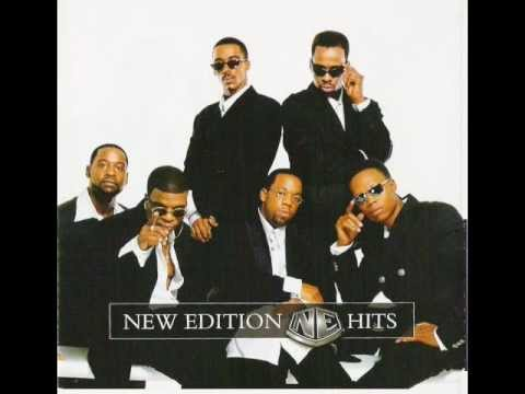 Helplessly In Love - New Edition (JOGJUNIOR)