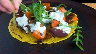 Vegan Chickpea Crepes
