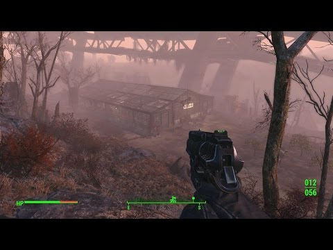 Fallout 4 - Graygarden (Resources of Food)