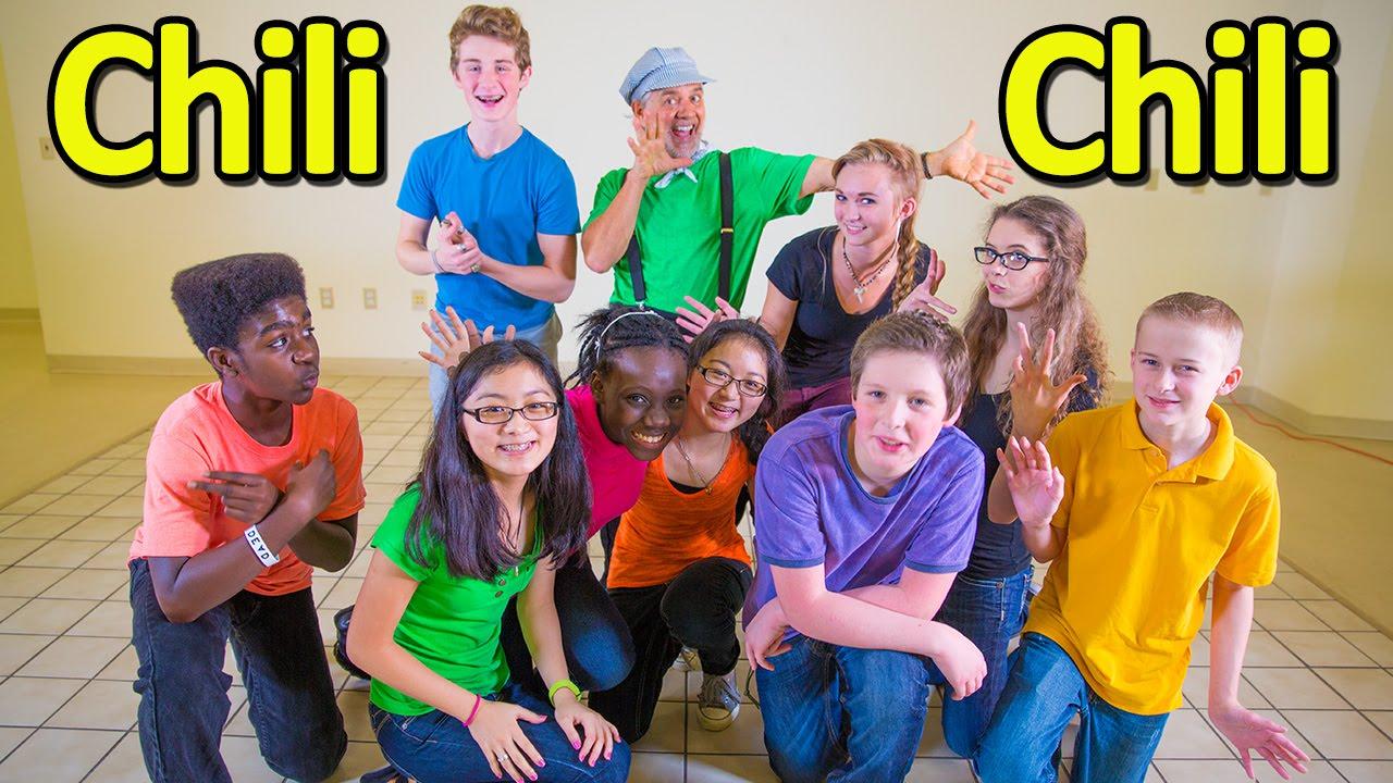 Chili Chili ♫ Brain Breaks for Kids ♫ Dance Songs for ...