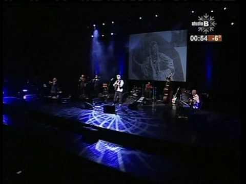 Darko Rundek & Cargo Orkestar - Makedo (Sava Centar 17.12.2008)