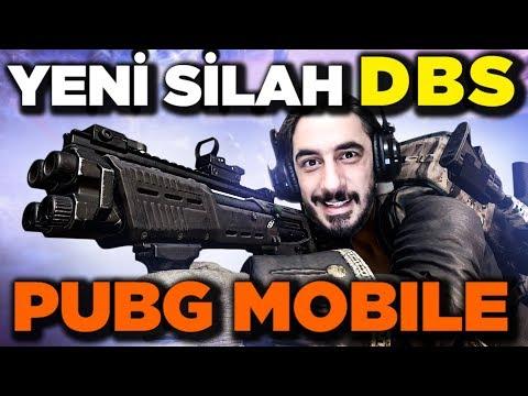 YENİ SİLAH DBS YOK EDİYOR !!! - PUBG Mobile