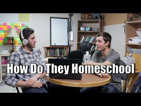 How Do They Homeschool  Liberty Film Podcast Segment