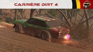 DiRT 4 - Carrière #09 : Blague Abarth, ça pousse ! [2K]