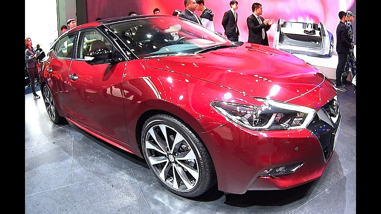 new nissan maxima platinum 2016 2017 luxury biggest. Black Bedroom Furniture Sets. Home Design Ideas