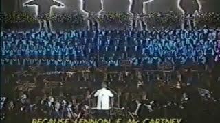 John Lennon: Because - Meninas Cantoras de Petropolis