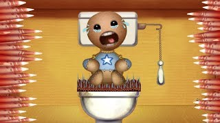 Crazy WC Toilet Vs Buddy Horror Pro| Kick The Buddy Part #12 #kickthebuddy