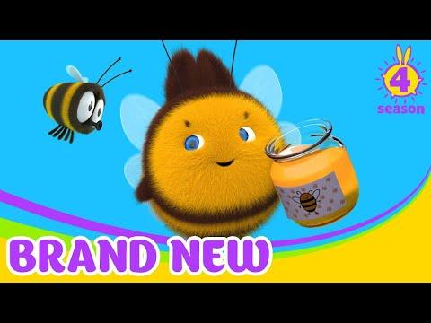 SUNNY BUNNIES | ビッグ「ビー」ブー | 子供のための面白い漫画 | WildBrain
