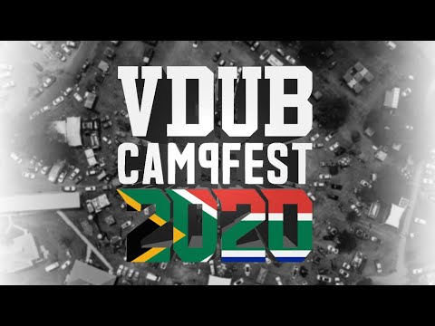 VDUB CAMPFEST 2020 - The Official Aftermovie | Cum Laude | V