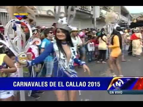 Carnavales El Callao 2015: Ministro Iturriza informa que serán postulados ante la Unesco