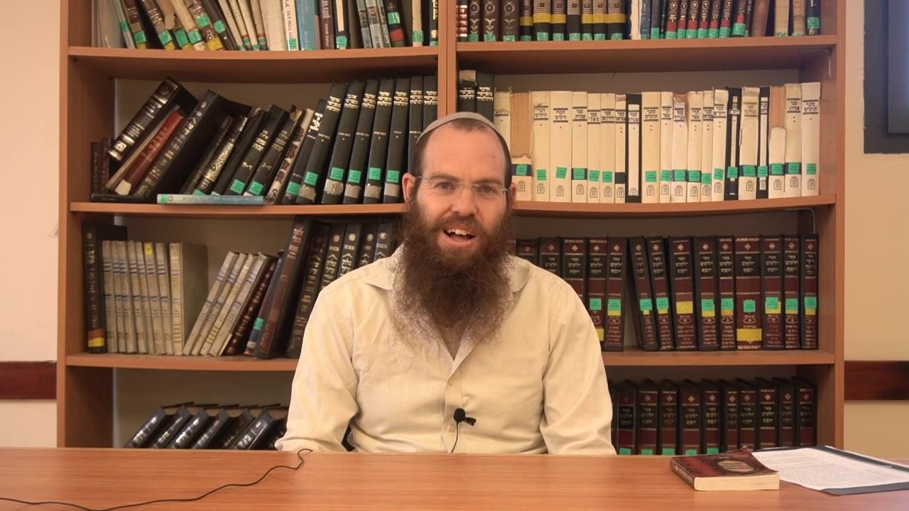 דבר תורה לפרשת חקת | המעבר לעבודת ה' של ארץ ישראל | הרב שלומי שפירא