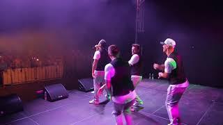 Zespół Boys na gali disco polo w Nowej Wsi