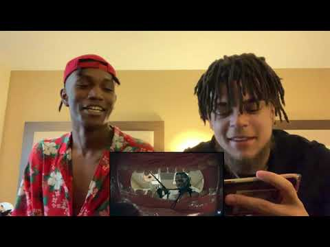 ED SHEERAN FT. TRAVIS  SCOTT - ANTISOCIAL(MUSIC VIDEO REACTION!!!)