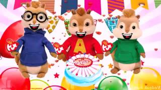 Alvin and The Chipmunks Song Happy Birthday | Kids songs Funny Alvin and The Chipmunks