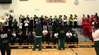 Cass Tech High School Alumni Band - Skin Im In - 2013