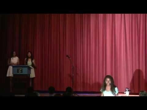 Acts 1 - 3 - Holmes Got Talent 2014