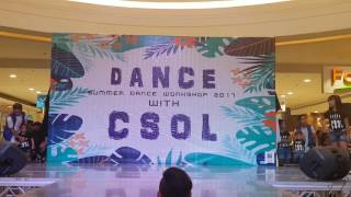 CSOL DANCE WORKSHOP 2017 06-01-17 (OPENING NUMBER)