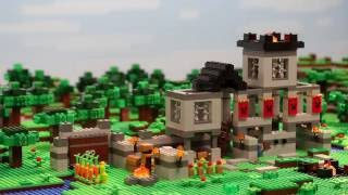 An Apple a Day - LEGO Minecraft - Classic Tales 2.0 Episode 2