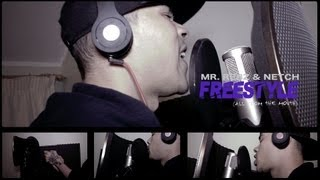 DYMedia | Mr.Rebz & Netch (Beat All From The Mouth) [Freestyle]
