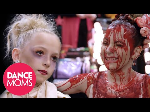 Lilliana vs. Elliana: Battle of the JoJo Solos! (Season 8 Flashback) | Dance Moms