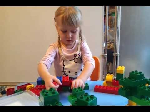 Занятия по LEGO конструированию
