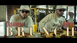 """BRUNCH"" Comedy Rap Music Video - Casanova and J-Fernz feat. Brian Charles Johnson and Stephany Mora"