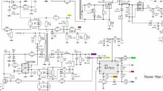 Chip UC3845 qismi 1 elektr ta'minoti o'zgartirish